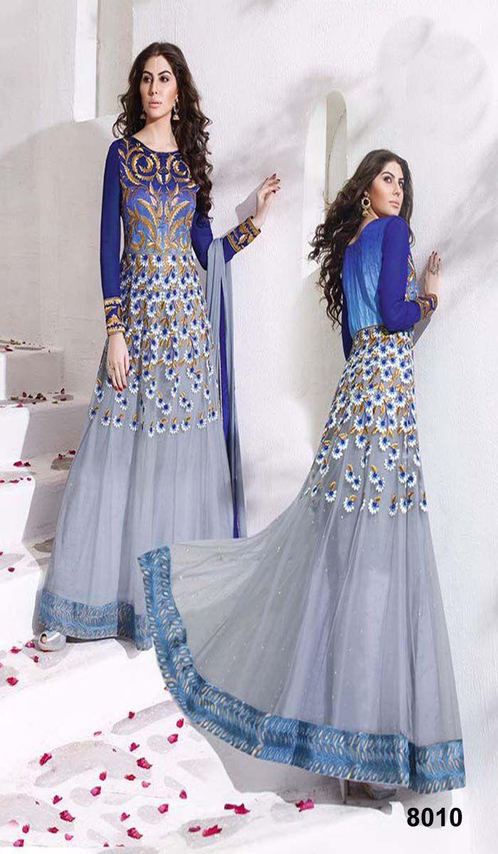 e10ba6f420 Latest Long Indian Dresses 2017 – DACC